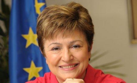 Místopředsedkyně Evropské komise pro rozpočet a lidské zdroje na VŠE
