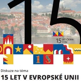 Veřejná diskuse: 15 let v Evropské unii, 4.12. 17:00